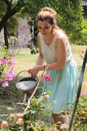 Вера, автор сайта про растения